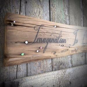 Barn Board Sign