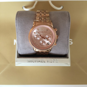 Montre Ritz MICHAEL KORS Ritz Watch MK6077