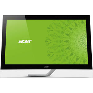 "NEW Acer T272HL 27"" LED Touch Monitor FullHD 5ms HDMI VGA BLACK"