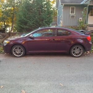2005 Scion tC Coupe (2 door)