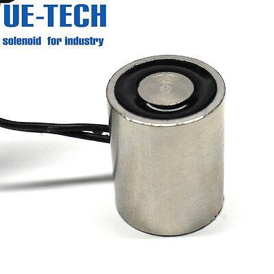 Dc12v 13lb 6 Kg Lifting Electric Magnet Holding Solenoid Electromagnet Ue-2025