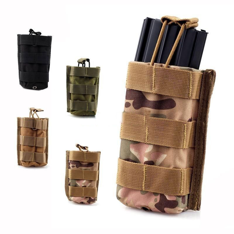 Outdoor Tactical Military MOLLE Bullet Pistol Pouch Cartridg