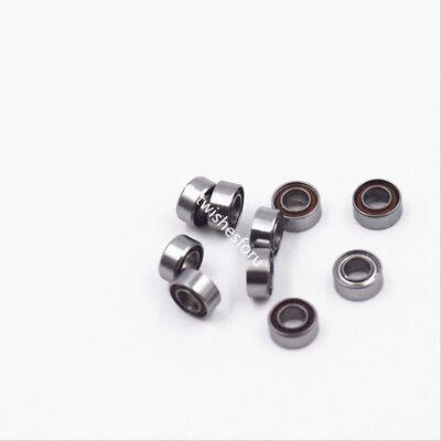 10 Pcs Dental Wh High Speed Handpiece Sr144tlznw Ceramic Bearing Ball Cartridge
