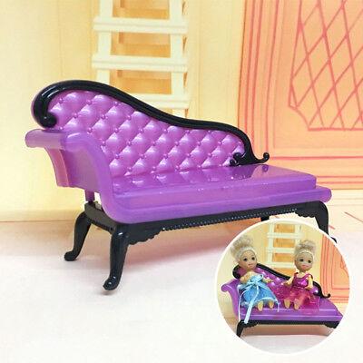for  Small Decor Plastic Furniture Decoration Sofa Mini Wedding Doll - Decor For Wedding