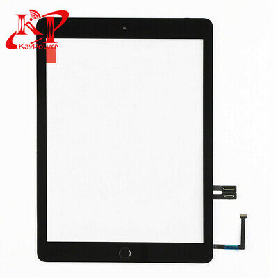 New Black Touch Screen Digitizer Replacement for iPad 6 6th Gen 2018 A1893 A1954