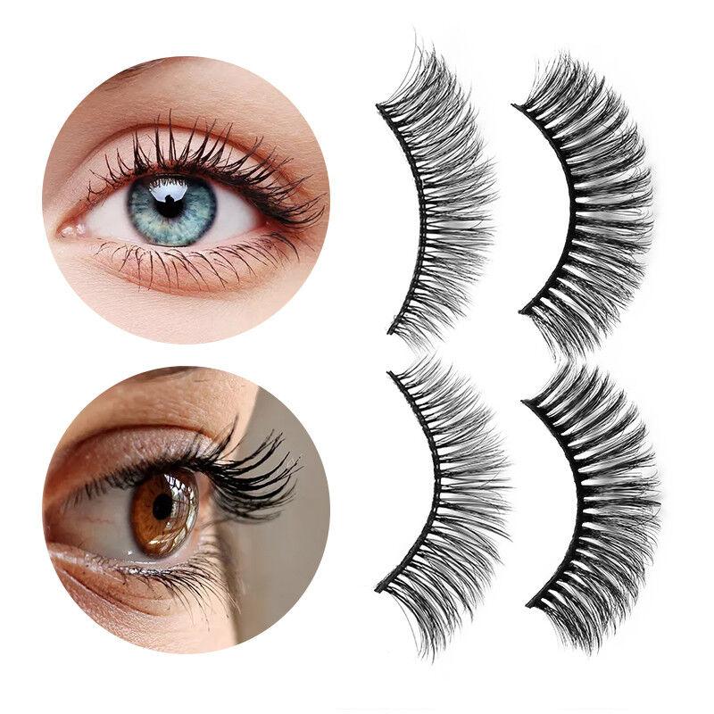 BONNIE CHOICE False Eyelashes Curly Eyelash Reusable