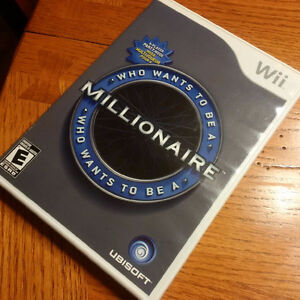 Who Wants to Be a Millionaire - Nintendo Wii