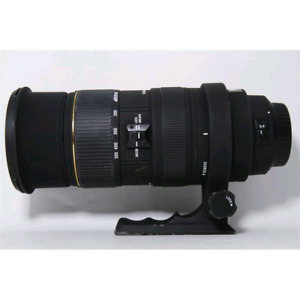 Sigma 50-500mm f/4.5-6.3 Nikon F Mount