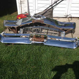 Original 1972 Monte Carlo Front and Rear bumpers plus more!