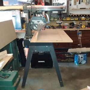 Radial Arm Saw by Craftsman