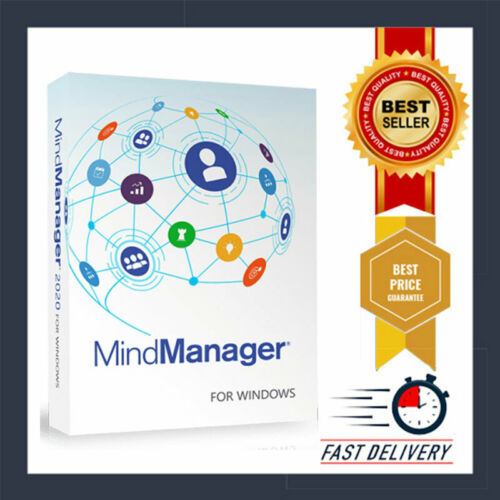 🔥Mindjet MindManager v21 ✅ Lifetime Activation✅ Fast Delivery - WINDOWS🔥
