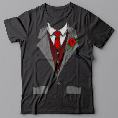 Funny TWEED TUXEDO T-shirt - cool Tuxedo shirt | For any event, party, wedding
