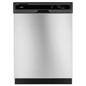 Whirlpool stainless steel dishwasher New $599