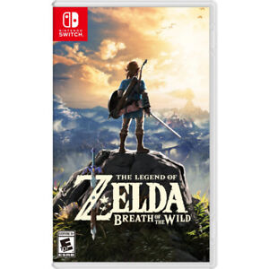 Breath of the Wild  for Nintendo Switch