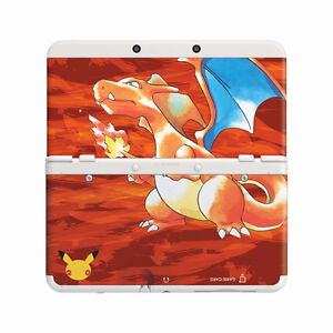 "Pokemon Anniversary Red CHARIZARD faceplates for the ""New 3DS"" Kitchener / Waterloo Kitchener Area image 1"