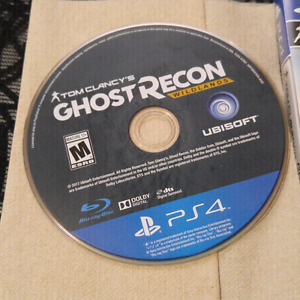 Ghost recon wild lands ps4