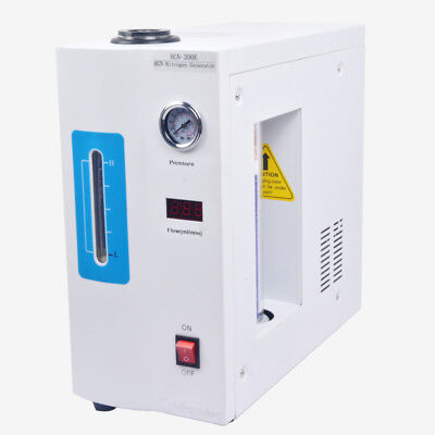 Nitrogen Gas Maker Generator N2 0-300ml Min High Purity 110v Or 220v 50hz 60hz