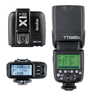 Godox TT685N TTL High speed Flash Speedlite for Nikon