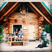 Oyama Lake winter cabin specials! FREE night with 2 day booking