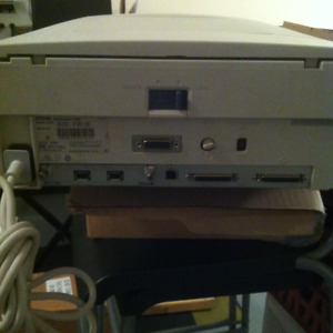 FREE - EPSON EXPRESSION 1600 FLATBED SCANNER MANY PORTS