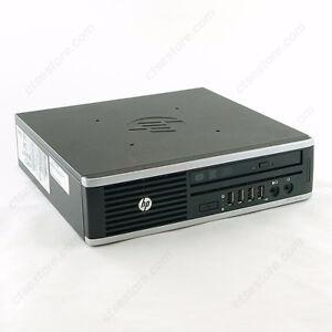 HP Elite 8300 Core i5 Desktop PC, Windows 7 & 90 Day Warranty