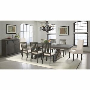 BRAND NEW 2PC STANFORD DINING PARSON STURDY CHAIR SET