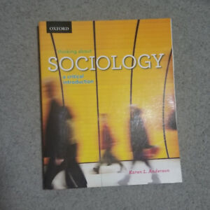 Thinking about Sociology: A Critical Introduction