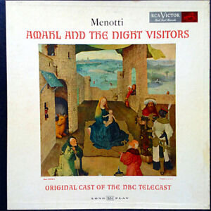 Amahl and the Night Visitors LP