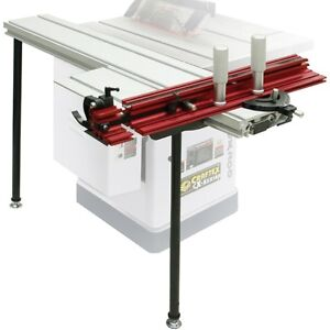 Table saw sliding arm attachment Craftex CX200S