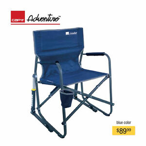 NEW - Cap-it Adventure Camp Chairs & Tables