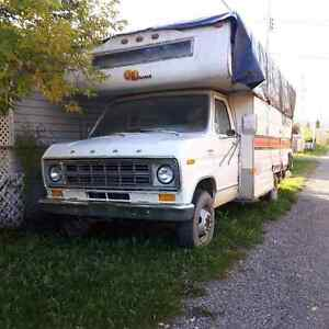 Motorhome cheap