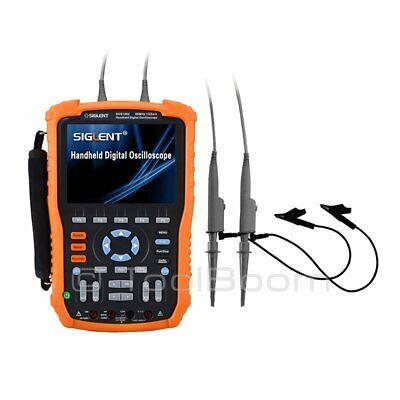 Siglent Shs1102 Handheld Digital Oscilloscope 100mhz 1gsas 2 Insulated Channels