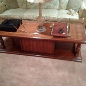 Sofa, Chairs, Coffee table, Side tables