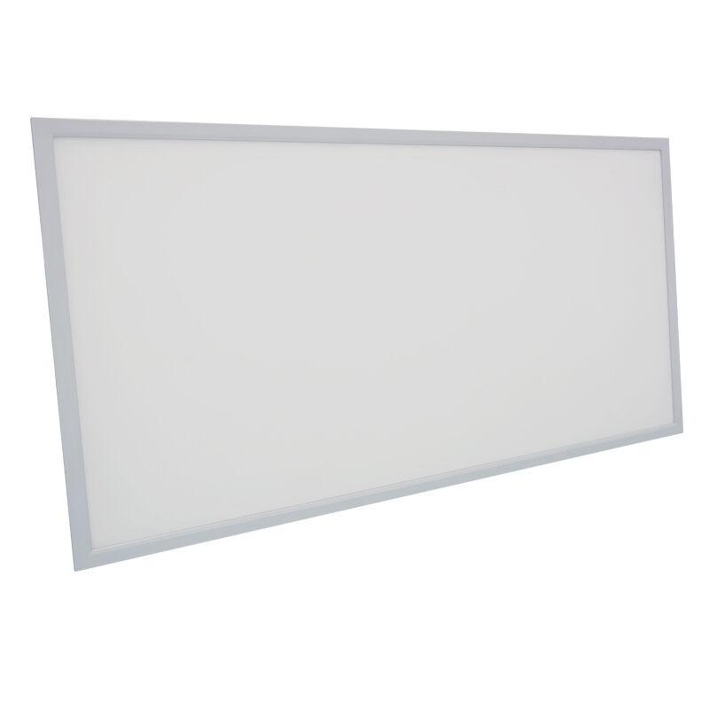 2 PACK 2' x 4' LED Panel Light 50W 5000K White Ceiling Retro