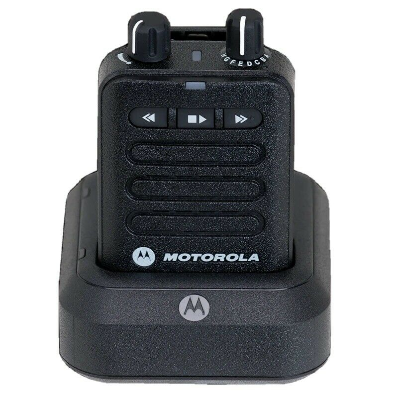 Motorola Minitor VI 476-512 MHz Single Channel Pager
