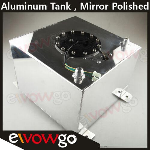 Universal Lightweight Aluminum 10 Gallon Fuel Cell Tank
