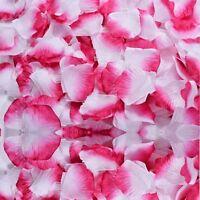1000 Di Seta Rosa Petali Fiore Coriandoli Celebrazione Matrimonio Fascino -  - ebay.it