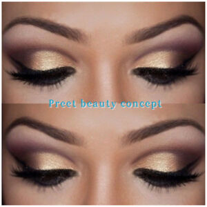 Aesthetic makeup & hairstyle 35$