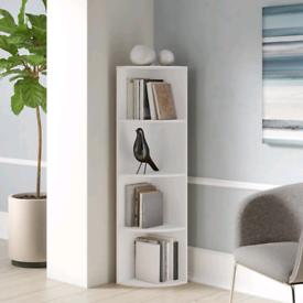 Wayfair 4 Tier Corner Bookcase RRP: £56.99