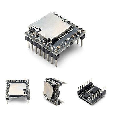 Mini Mp3 Player Audio Voice Module For Arduino Dfplay Min Board Test Components