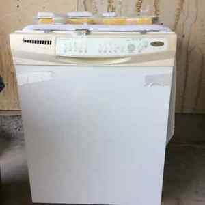 Whirlpool Quiet Partener III Dishwasher