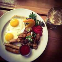 Opening for Talented Brunch Chefs