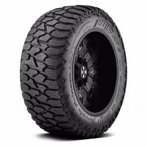 WINTER RATED!!  33X12.50R20 &35X12.50R20 AMP TERRAIN GRIPPERS $1190 FOR THE FELL SET!! BRAND NEW