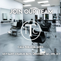 Stylist, Colorist or Barber
