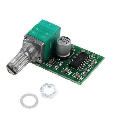 USB powered PAM8403 Mini 5V Audio Digital Amplifier Board Switch Potentiometer