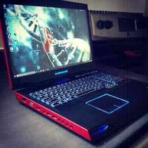 Alienware mx17 r4