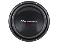 """12"""" Pioneer Sub Subwoofer (Alpine JBL Kicker JL Hifonics Sony Infinity )"""