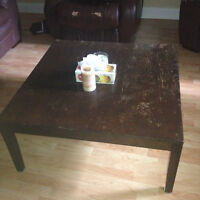 Large Living Room Table (ideal for students)