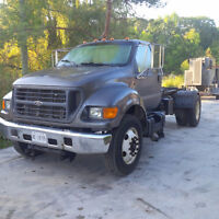 Ford F650 Hooklift with SwapLoader SL-180
