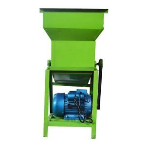 220V Potato Grinding Machine Cassava Grinder #027208